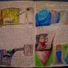 Marion Lucka: Traumbuch Seite 74
