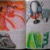Marion Lucka: Traumbuch Seite 46