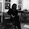 Marion Lucka: Im Arzberger Atelier(1996)