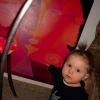 Marion Lucka: Nova mit dem Bild Dreigesichter (2003)
