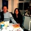In der Arzberger Wohnung- Geburtstagsfeier 2001