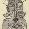 Marion Lucka: Zweiter Tag im Mai, Bleistift (2015)