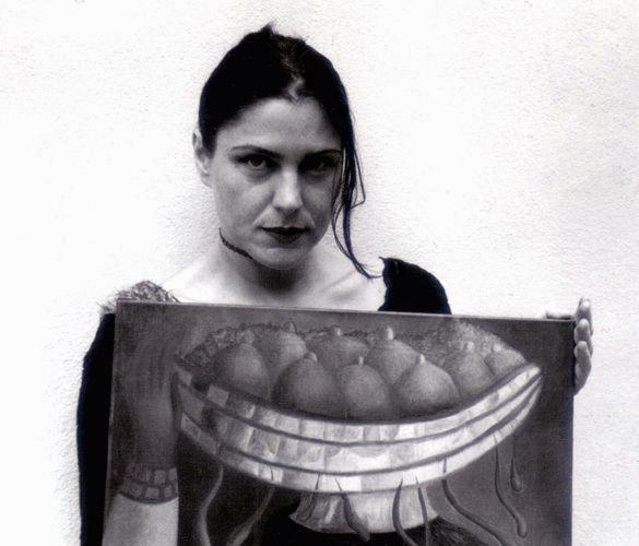 ....zur Erinnerung an meine Ausstellung in der Stadtsparkasse Marktredwitz 1999